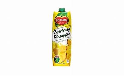 Juice Monte Pineapple Drink Sweetened Gets Better