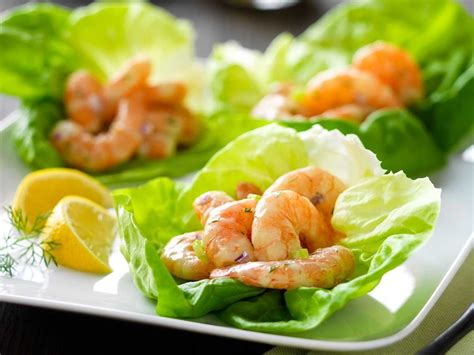 shrimp salad silk recipes shrimp salad lettuce cups silk