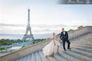 Paris Eiffel Tower Wedding