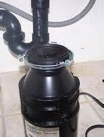 how to remove garbage disposal from sink how to remove garbage disposal from kitchen sink ehow