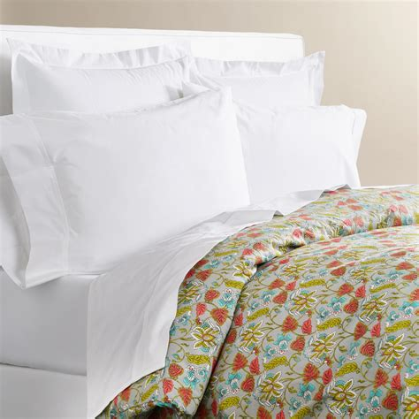 34398 world market bedding kamala gray floral duvet cover world market