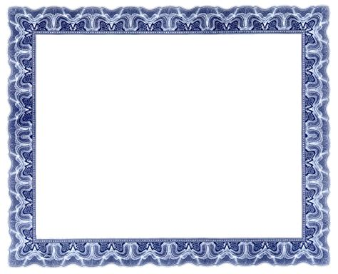 diploma border template free certificate frames and borders clipart best