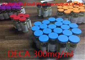 Nandrolone Decanoate 300mg    Ml Injectable Anabolic Steroids Durabolin Dosage 200