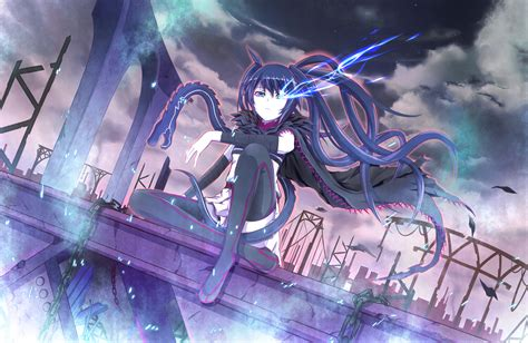 Black Rock Shooter Wallpapers Pack 160412