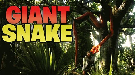 giant snake funny fails  rdr moments  red dead