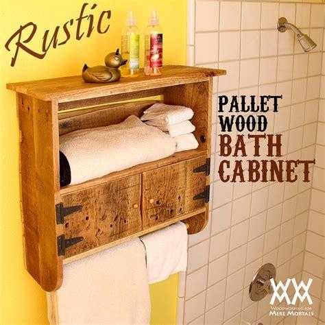 pallet wood bathroom projects diy   bathroom