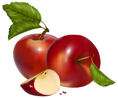 Clipart apples, Clipart apples Transparent FREE for ...