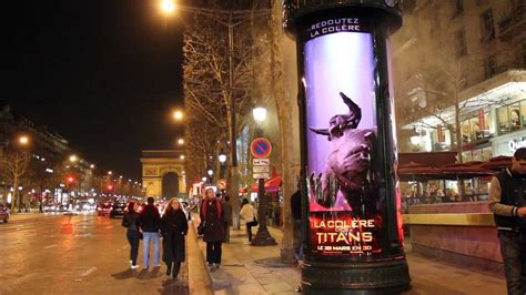 Jcdecaux France  Innovate For Warner (clash Of The Titans