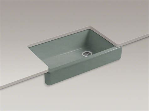 kohler whitehaven farmhouse sink accessories kohler whitehaven k 6488 majestic kitchen bath