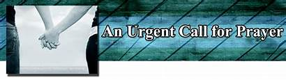 Prayer Call Urgent Need Knees Bended Prayers