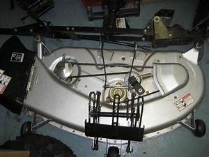 Like New 46 U2033 Mulching Mower Deck For Honda H5013 Or H5518 Tractor  U2013 Formula H Motorworks  Inc