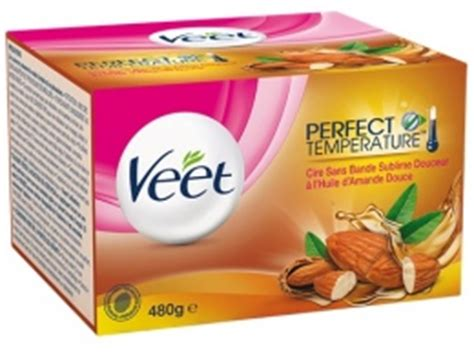 pot de cire veet cire sans bandes sublime douceur temperature veet beaut 233 test