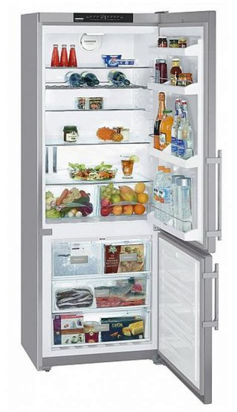 refrigerateur combine inox grande largeur spinassou sarl