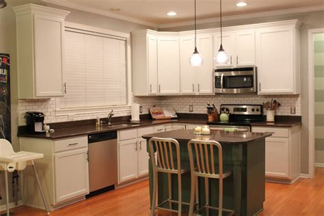 Best Way To Paint Kitchen Cabinets With Painting Kitchen