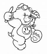 Coloring Crazy Colouring Fae Bear Gogos Raver Deviantart sketch template
