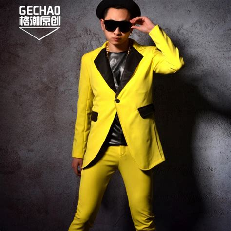 Popular Bright Yellow Suitbuy Cheap Bright Yellow Suit