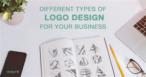 Different Types Of Logo Design For Your Business