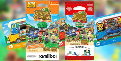animal crossing amiibo cards   villagers