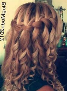 Coiffure Tresse Facile Cheveux Mi Long : coiffure mariage cheveux mi long tresse tendances 2019 ~ Melissatoandfro.com Idées de Décoration