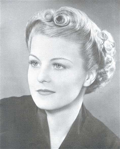 1930s style hair 1000 ideas about 1930s hairstyles on 1930s