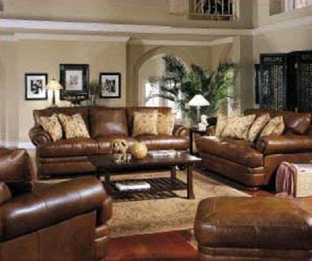 Leather Living Room Design by 25 Best Ideas About Leather Living Rooms On