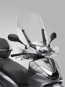 Original Honda Sh300i Windscheibe Inkl  Handprotektoren