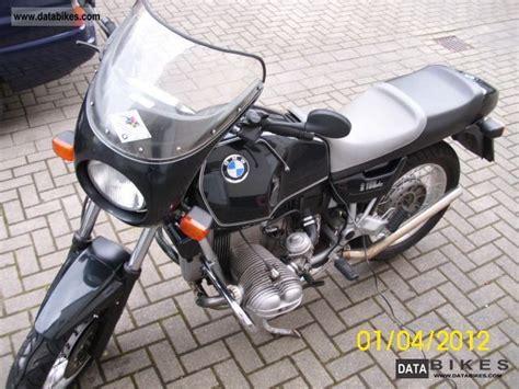 1991 Bmw R 100 R 247 E-type