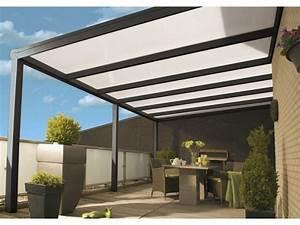Abri De Terrasse : pergola estrella 4 3m 5 3m ou 6 3m 2 coloris ~ Premium-room.com Idées de Décoration