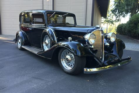 1933 Buick Series 60 Model 67 Custom Sedan 198304