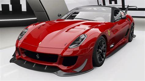 2019 chevrolet corvette zr1 forza horizon 4: Forza Horizon 4 - Ferrari 599 xx evo 498km/h - YouTube