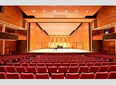 Tsuen Wan Town Hall Facilities Auditorium