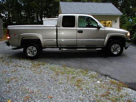 how does cars work 2002 gmc sierra 2500 user handbook find used 2002 gmc sierra 2500 hd slt extended cab pickup 4 door 8 1l in glenmoore pennsylvania