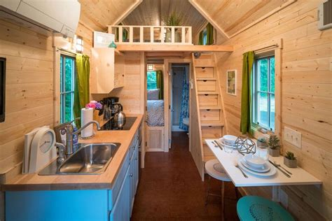 tumbleweed homes interior 5 tiny houses we loved this week from the whimsical to