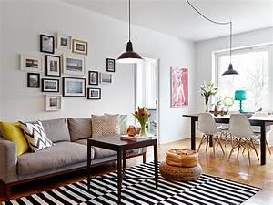 Déco Scandinave Blog : deco salon suedois le monde de l a ~ Melissatoandfro.com Idées de Décoration