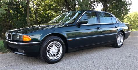 1998 Bmw 740il by No Reserve 1998 Bmw 740il For Sale On Bat Auctions Sold