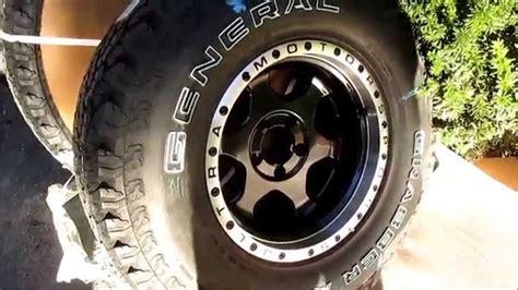 general grabber at2 general grabber at2 tires on a jeep wrangler