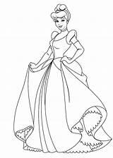 Disney Coloring Princess Colorare Principesse Disegni Projectremedium Ballerina sketch template