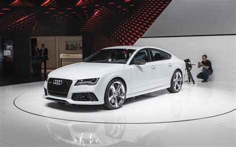 first 2014 audi rs7 sportback automobile magazine