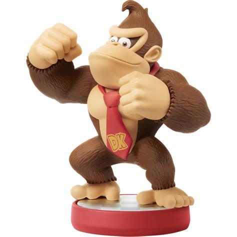 Nintendo Donkey Kong Amiibo Figure Super Mario Series