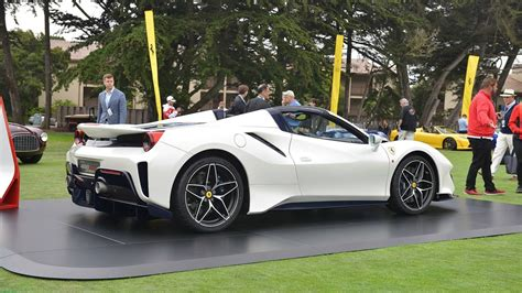 488 Pista Backgrounds by 488 Pista Spider Revealed As Their 50th Convertible