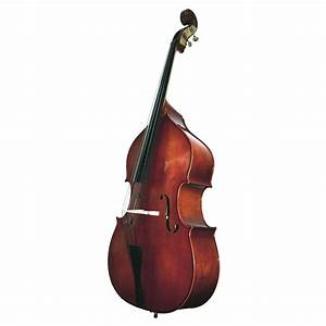 Westbury 3/4 Double Bass, Violin Pattern, Instrument Only ...
