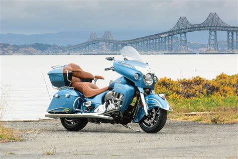 Three New Colors For The 2016 Indian Roadmaster, Prices
