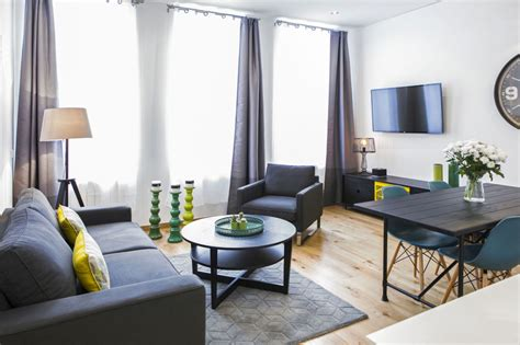 Appart Hotel Lille by Le Flandres Appart H 244 Tel Lille