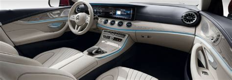 learn      mercedes benz cls interior