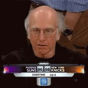 Quite An Aggressive Yawn GIF - Yawn LarryDavid - Discover ...