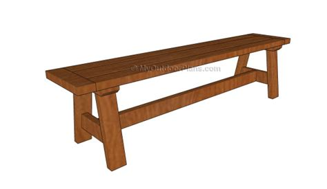 wood bench seat plans myoutdoorplans  woodworking plans  projects diy shed wooden