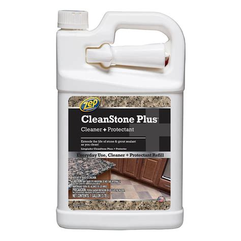 zep 128 oz cleanstone plus protectant ready to use