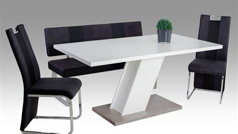 tisch in betonoptik esstisch innsbruck tisch in wei 223 und betonoptik mit s 228 ulenfu 223