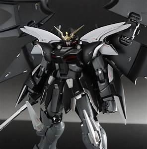 MG 1/100 Gundam Deathscythe Hell Custom EW - Modeled by ...