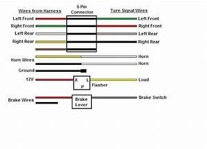 Wiring Diagram Universal Turn Signal Switch